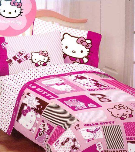 hello kitty bedroom set twin 78 best images about hello kitty bedroom on pinterest