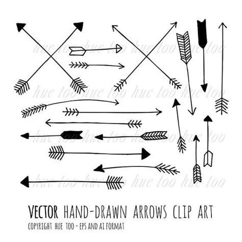 free doodle arrow vector vector arrows clip tribal arrow clipart archery