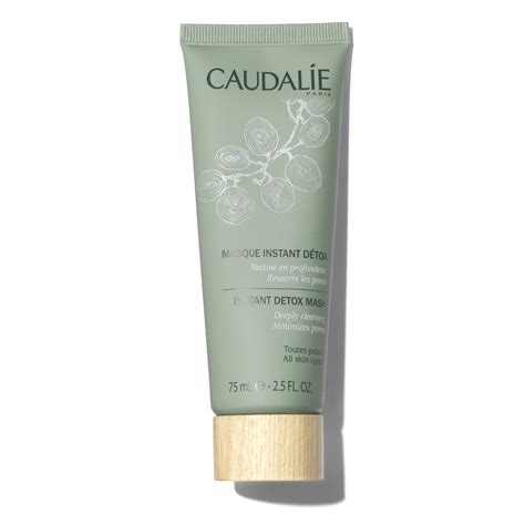Caudalie Instant Detox Mask 75m by Caudalie Purifying Mask 75ml Octer 163 22 00