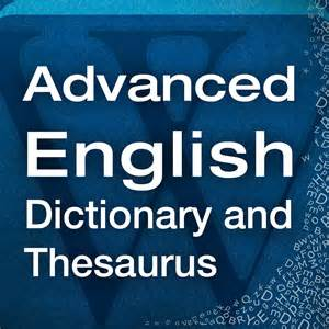 Advaned Advanced English Dictionary And Thesaurus On The App Store