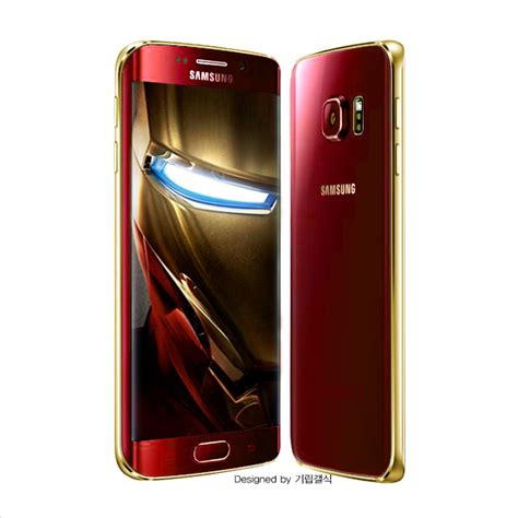 Samsung Galaxy S6 Ironman Edition samsung galaxy s6 iron edition real of gsm