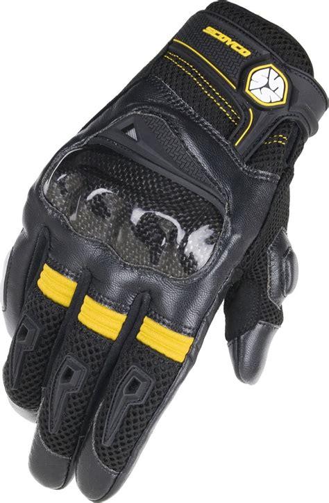 scoyco mc sari siyah yazlik motosiklet eldiveni fiyat