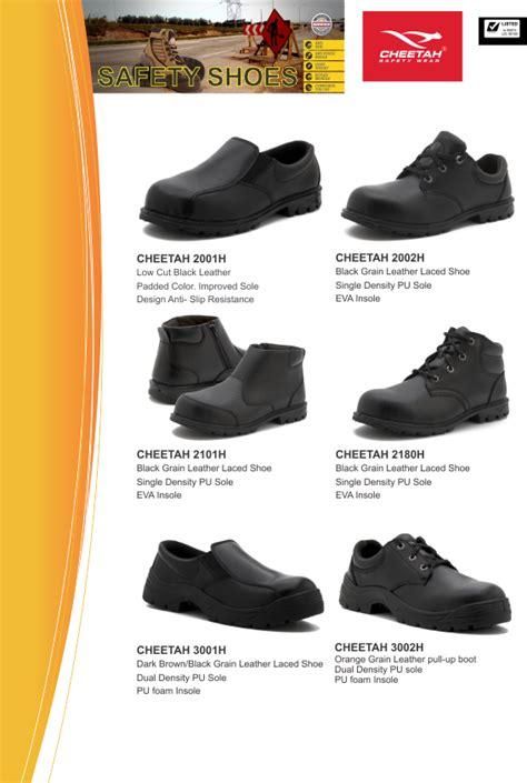 Sepatu Merk Cheetah cheetah 187 safety corner indonesia toko peralatan safety