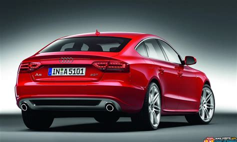 kereta audi the newly revealed audi a5 sportsback overview and photos