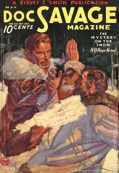 doc savage the ring of books doc savage 1933 smith comic books