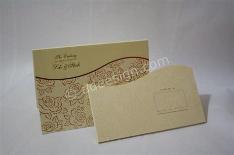 membuat undangan timbul undangan pernikahan hardcover lilo dan stich
