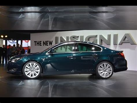 opel insignia 2016 interior new opel insignia 2016 exterior and interior youtube