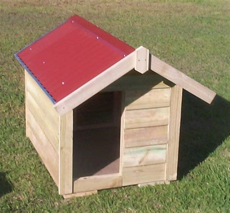 dog houses melbourne timber dog kennels