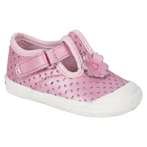 keds baby shoes keds baby casual shoe chion toe cap pink