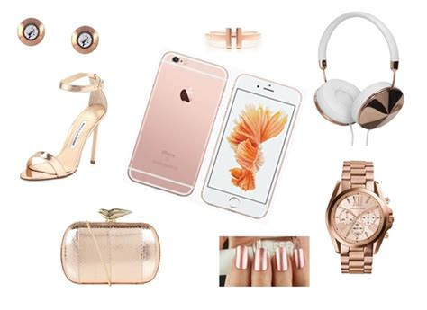 8 Adorable Accessories by 10 Accessories To Wear With Your Gold Iphone 6s
