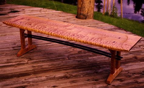 maple bench file curly maple bench jpg wikimedia commons