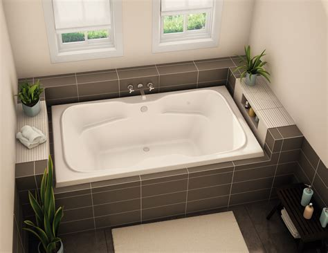Bathtub In by Sbhg 4272 Drop In Bathtub Aker By Maax
