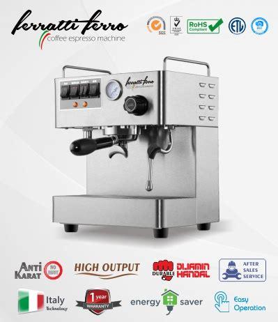 Coffee Maker Di Surabaya jual mesin kopi coffee maker mesin espresso