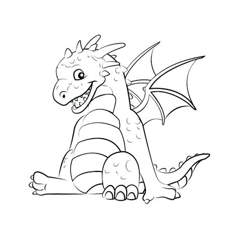 nice dragon coloring page nice baby dragon coloring pages composition exle