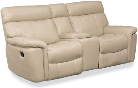 beige leather recliner melanie beige power leather reclining living room set