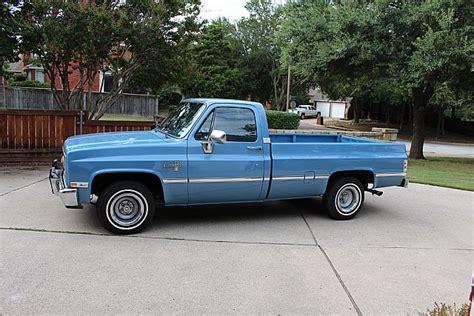1985 chevrolet c10 for sale mckinney