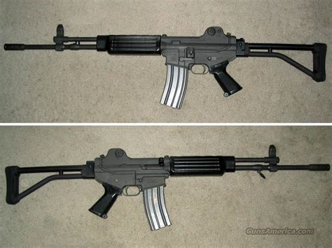 daewoo dr 200 5 56mm 223 rifle with ace stock for sale