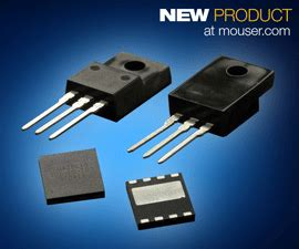 gan transistor driver efficient gan power solutions from panasonic now at mouser electronics maker