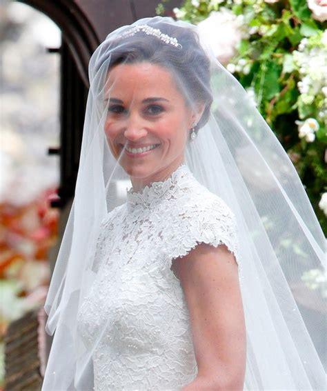 Wedding Hair All by Pippa Middleton Wedding Hair Popsugar Australia