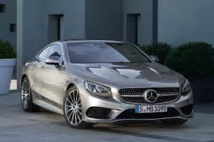 2015 Mercedes S Class Sedan 2015 Mercedes S Class Coupe Front View Photo 5