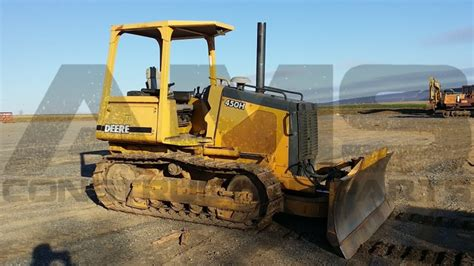 john deere 450h bulldozer other