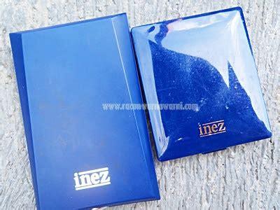 Refil Powder Biru racun warna warni review inez twc two way cake powder