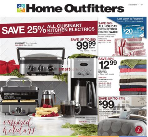 Small Appliances Home Outfitters Home Outfitters Canada Coupon Save Up To 25 On One