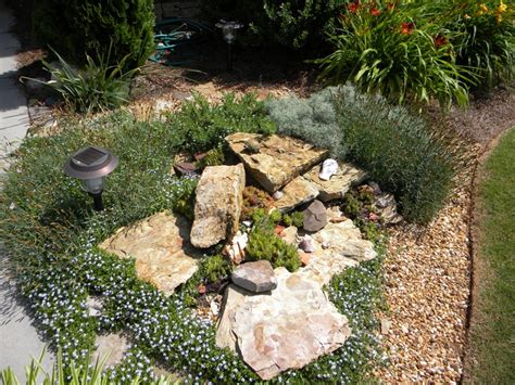 maintenance free backyard 14 best images about rock garden on pinterest gardens