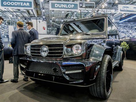 Bundeswehr G Klasse by Mercedes G Klasse Getunert Der Firma Dmc Der