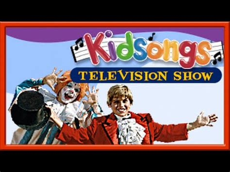 day on tv it s circus day the kidsongs tv show put on a happy