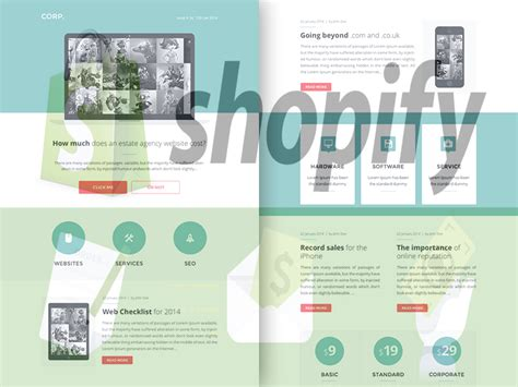 Build And Implement Custom Shopify Email Templates Bay20 Free Shopify Email Templates