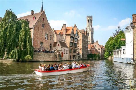 explore by boat visit bruges - Boat Tour In Bruges