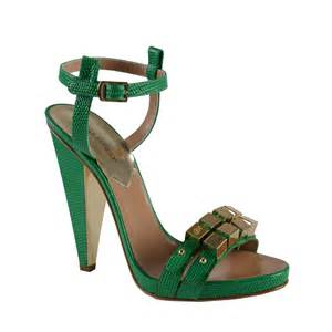 dsquared s green ankle sandals shoes size 6 6
