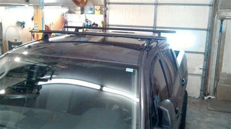 Roof Rack For Tundra Crewmax by Toyota Tundra Crewmax Rack Installation Photos