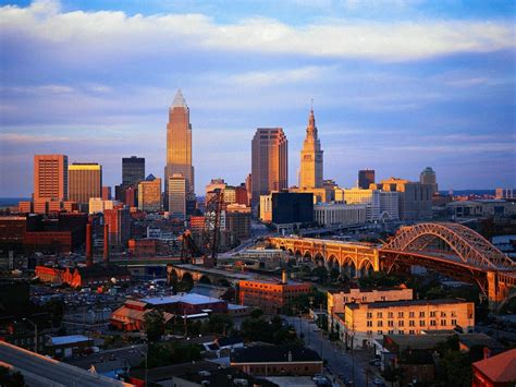A Place Cleveland Cleveland Is The Least Expensive Place To Live In The Nation November 6 2013 Michael Braga