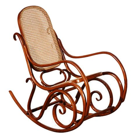 Bentwood Rocking Chair by Thonet Bentwood Rocking Chair At 1stdibs