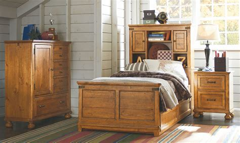 Bookcase Bedroom Set by Bryce Youth Bookcase Bedroom Set From Legacy