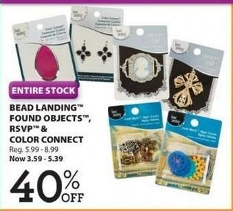 bead landing found objects and bead landing found objects rsvp