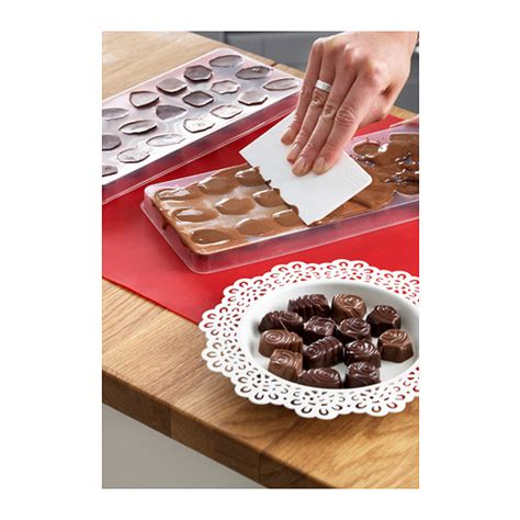 ikea chocolate ikea chocolate mold set 4pc brand new ebay