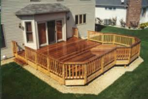 deck 20 20 x 20 deck with 10 extension building plans only at