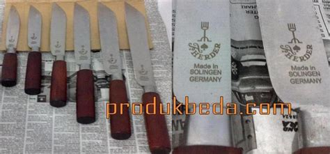 Pisau Garpu Jerman jual pisau cap garpu jerman toko batam pasang iklan