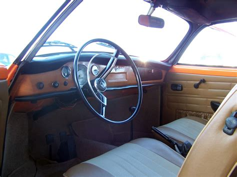 Karmann Ghia Interior by 1970 Volkswagen Karmann Ghia Custom 180384