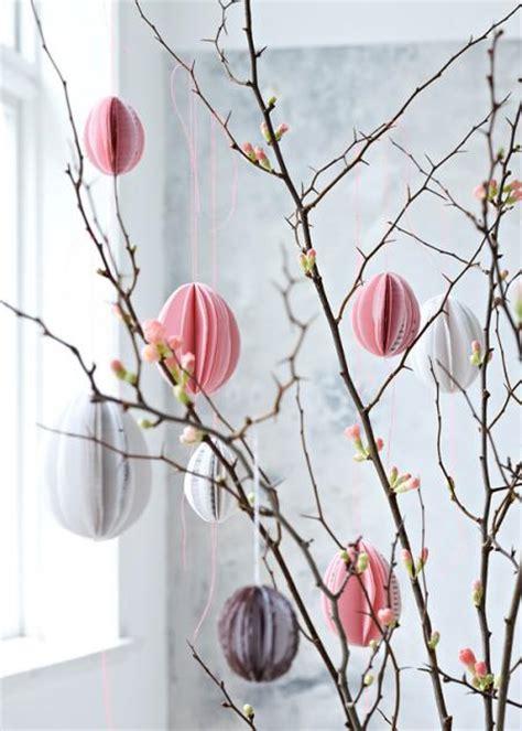 Einmachgläser Dekorieren Ostern by Tischdekoration Zweige Mit Papiereiern Bild 8