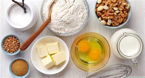 fettarme kuchen backen zutaten beim backen ersetzen backen macht gl 252 cklich