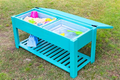 water play table reviews sand water play table buildsomething com