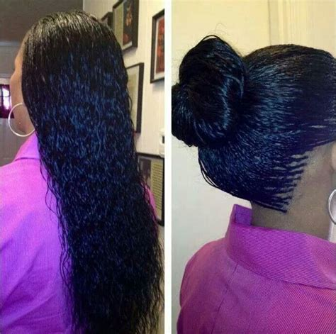 wet and wavy african hair braiding best 25 micro braids hairstyles ideas on pinterest
