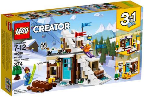 Le Chalet De Montagne by Lego Creator 31080 Pas Cher Le Chalet De Montagne