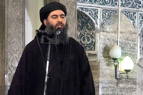 abu bakr al baghdadi battle for mosul isis leader abu bakr al baghdadi trapped