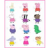 Instant Download Peppa Pig 3 Digital Birthday By