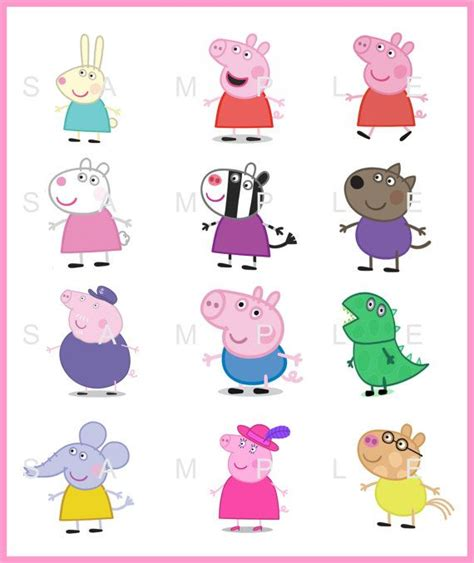 17 best images about kids peppa pig on pinterest cupcake 17 best ideas about peppa pig balloons on pinterest